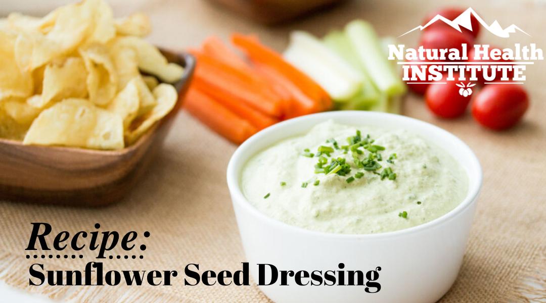 Sunflower Seed Dressing